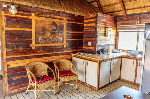 4-sleeper-log-cabin-self-catering-kitchenette-dinokeng-game-reserve